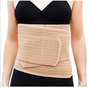 Postpartum belly wrap band weigh loss recovery